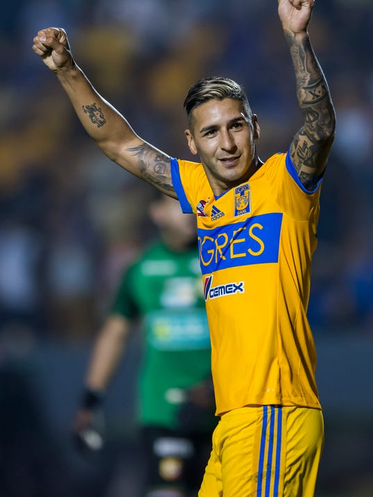 Tigres UANL v Herediano - CONCACAF Champions League 2018