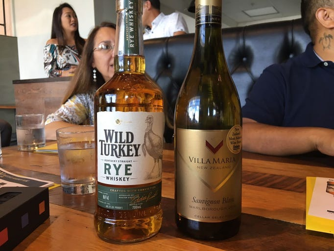 Watches, Whiskey and Wine will feature select wines