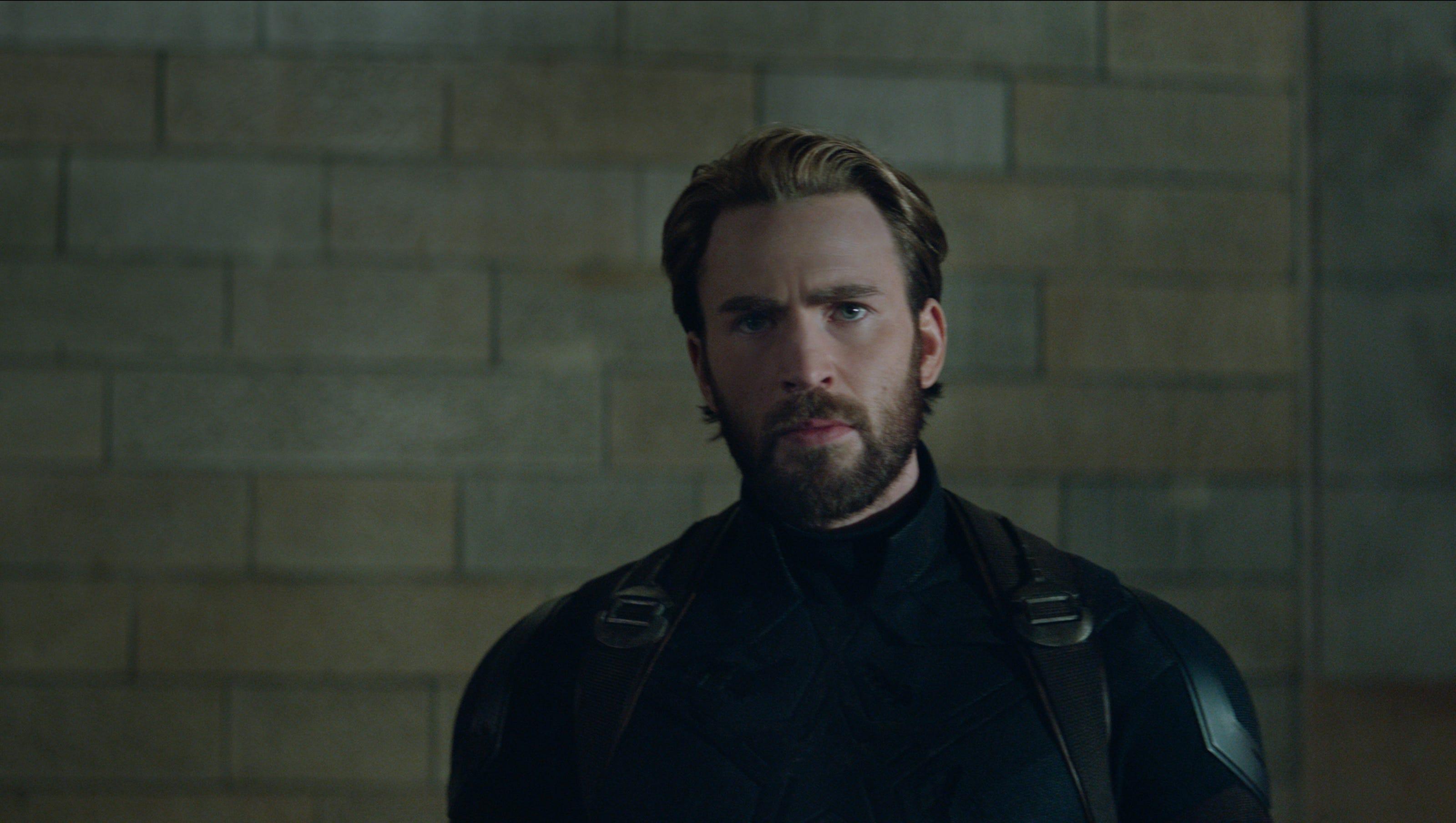 avengers': chris evans spills on captain america's 'dangerous' beard