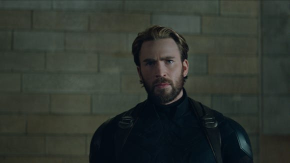 "Not only is Chris Evans' ""Avengers: Infinity War"" beard"