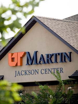 The University of Tennessee at Martin extended campus location in Jackson.