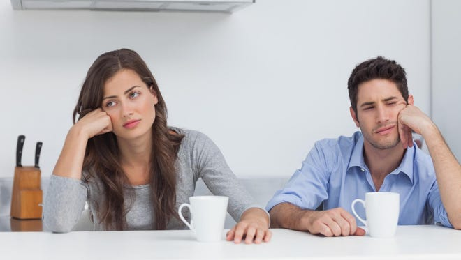 If the relationship is not an obligation, consider whether it is worth the effort you're putting into it.