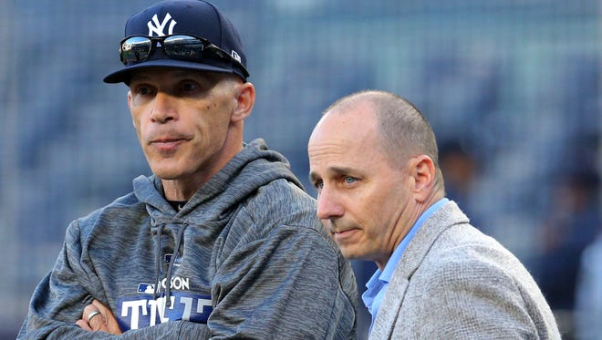 GM Brian Cashman and the Yankees' brass decided Joe Girardi was not the voice to lead a strong core of young players.