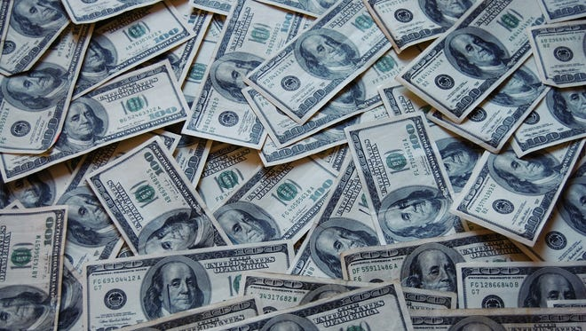 A lot of benjamins are pouring into Arizona from outsiders looking to influence our elections.