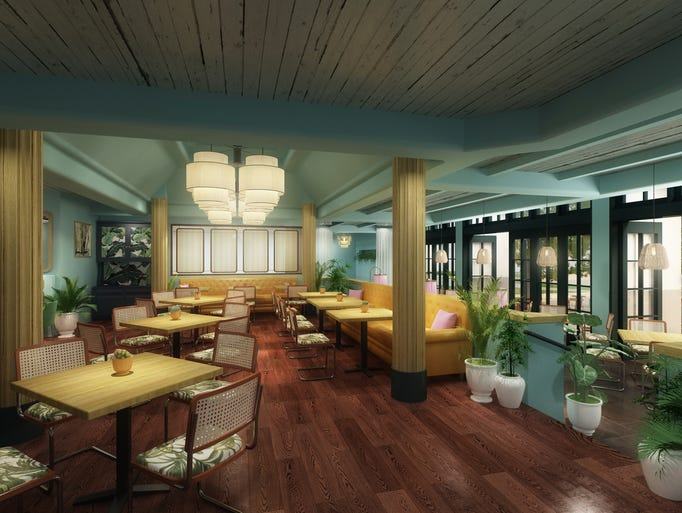 new resort look name restaurant scott resorts canal club now open at former firesky - Canal Club Apartments