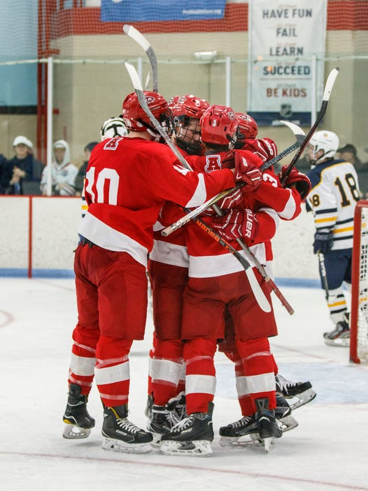 AHS USM Arrowhead Boys Hockey 2105