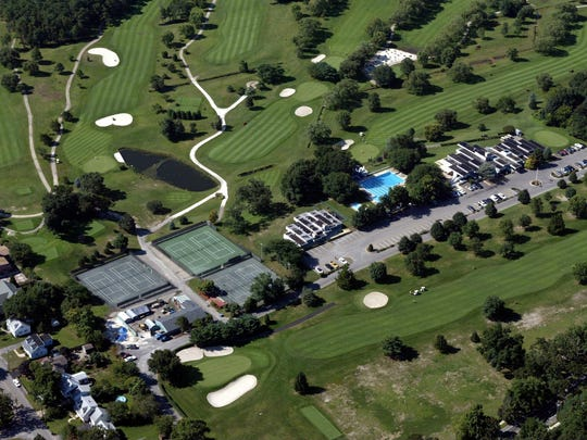 Greater Toms River Chamber of Commerce will hold a dinner at the Toms River Country Club, seen in this aerial photo.