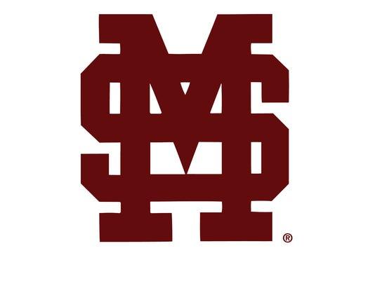MSU baseball logo