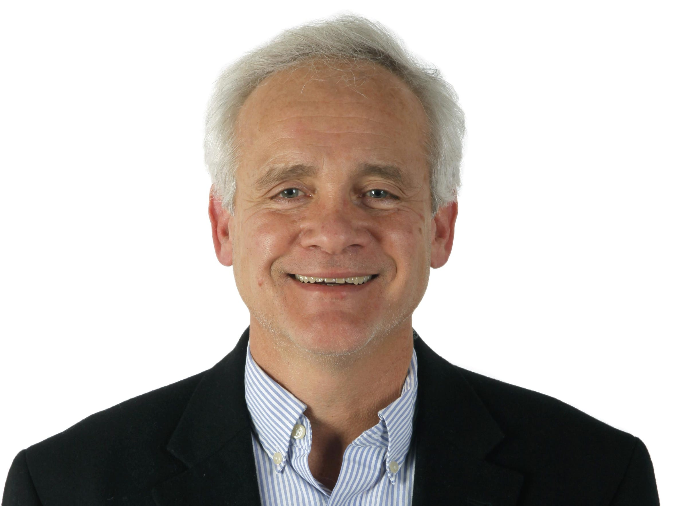 Sportswriter and columnist Leo Roth.