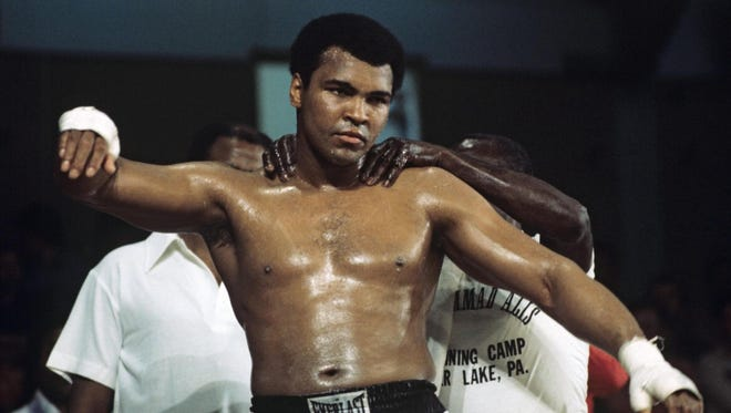 Was there ever a more perfect nickname for an athlete than the one Muhammad Ali bestowed on himself?