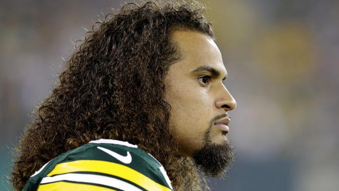 """Said Carl Bradford of his place on the Packers: """"I'm still trying to figure that out, in a sense, and hopefully this season I will definitely know."""""""