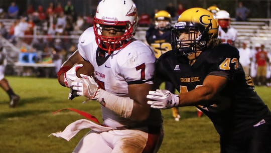 Sexton and Grand Ledge are among the Lansing area teams