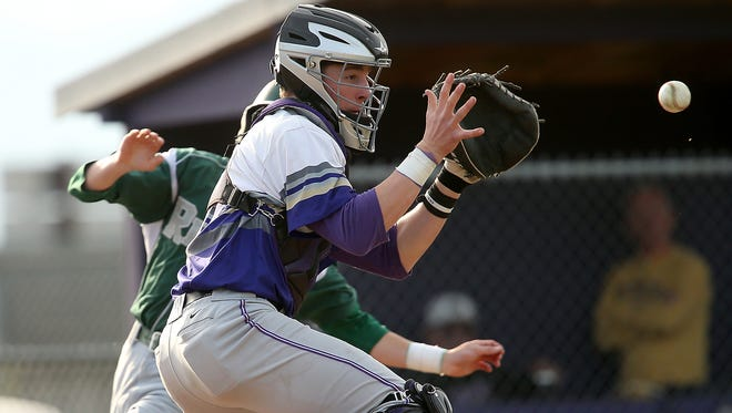 North Kitsap catcher Kyle Green earned Olympic League 2A most valuable player honors for the Vikings.