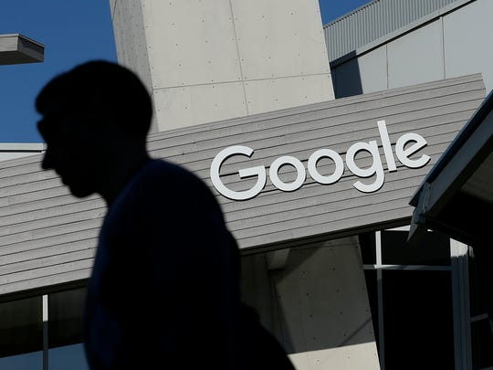 Oficinas de Google en Mountain View, California