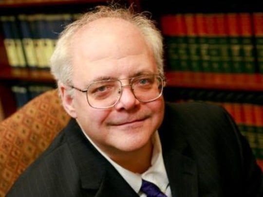 """Little Rock Attorney J.G. """"Gerry"""" Schulze"""