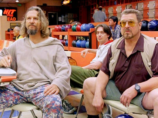 Jeff Bridges (from left), Steve Buscemi and John Goodman