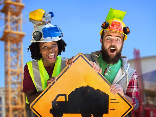 "The musical ""Goodnight, Goodnight Construction Site"" comes to Count Basie Theatre in Red Bank in April."