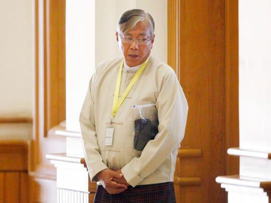 AP MYANMAR POLITICS I MYN