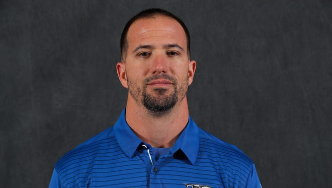 MTSU has hired Matt Hickmann as its new strength and conditioning coach for football.