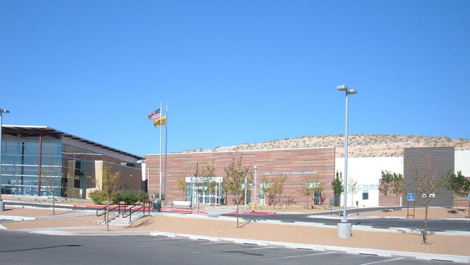The Loma Colorado Library in Rio Rancho hosts Watercooler Wednesdays, giving entrepreneurs a chance to learn and network.