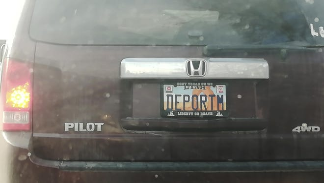 This license plate's approval caused an uproar in Utah.