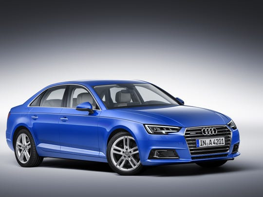 The new Audi A4 uses Volkswagen's MLB architecture
