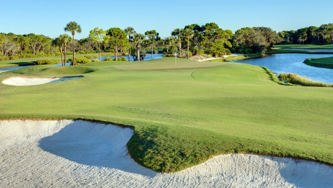 The Gator Course at Pelican's Nest Golf Club in Bonita Springs was renovated and reopened late in November 2016.