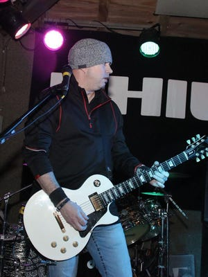 Philo will perform Friday at Saturday at The Sandshaker Lounge on Pensacola Beach.