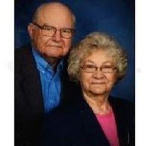 Anniversaries: Rosemary & Paul Winch