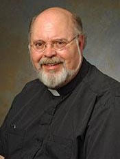 Rev. Joseph Lanzalaco, director of campus ministry at St. John Fisher College, died on Friday at age 65.