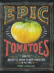 "The cover of ""Epic Tomatoes."""
