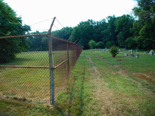 The Lenape Indian Tribe is trying to remediate a piece of property in Dover, where one of their schools once stood. It is also next door to a historic cemetery, where their ancestors are buried.