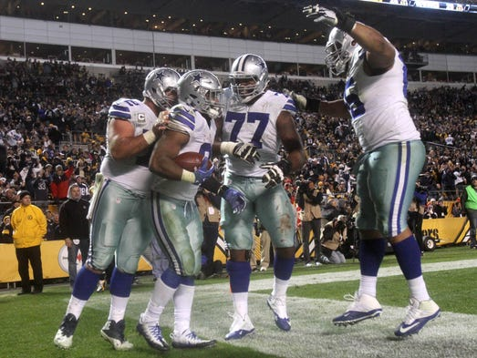 1. Cowboys (previously: 2): If any doubt remained,