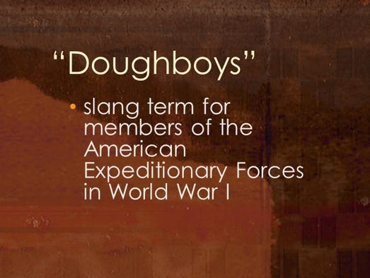 a review of the book doughboy war the american expeditionary The sweetheart of the american expeditionary force during world war i, vaudeville star elsie janis travelled to france to bring good cheer to us troops.