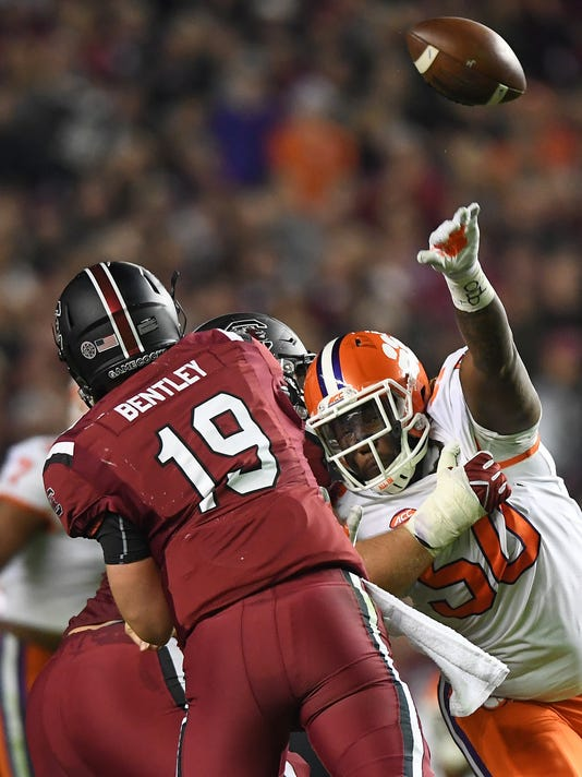 South Carolina Clemson Football