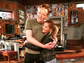 Ashley Tisdale enjoys spending some time with Conan