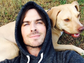 Somerhalder's second dog, Nietzsche, also makes regular appearances on the actor's Instagram page.