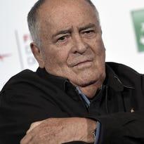 Italian director Bernardo Bertolucci