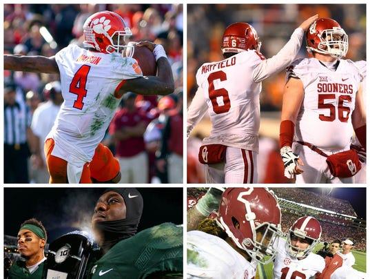 collage football picks college football playoff championship