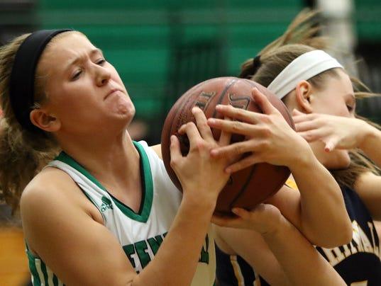 Greendale Whitnall girls basketball-2