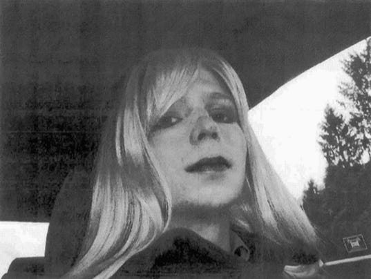 AP CHELSEA MANNING A FILE