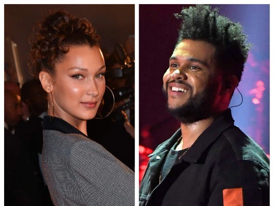 Cannes romance alert: Bella Hadid, The Weeknd spotted kissing