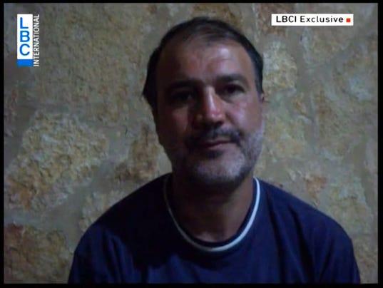 EPA FILE LEBANON TURKEY SYRIA CONFLICT