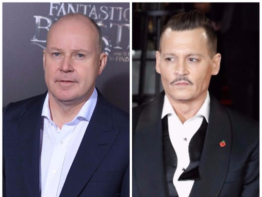Director David Yates Defends Keeping Johnny Depp Despite Amber Heard's Abuse Accusations