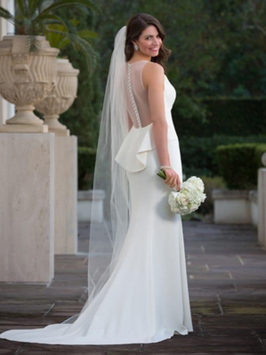 Weddings: Angelle Trahan & Thomas Saloom