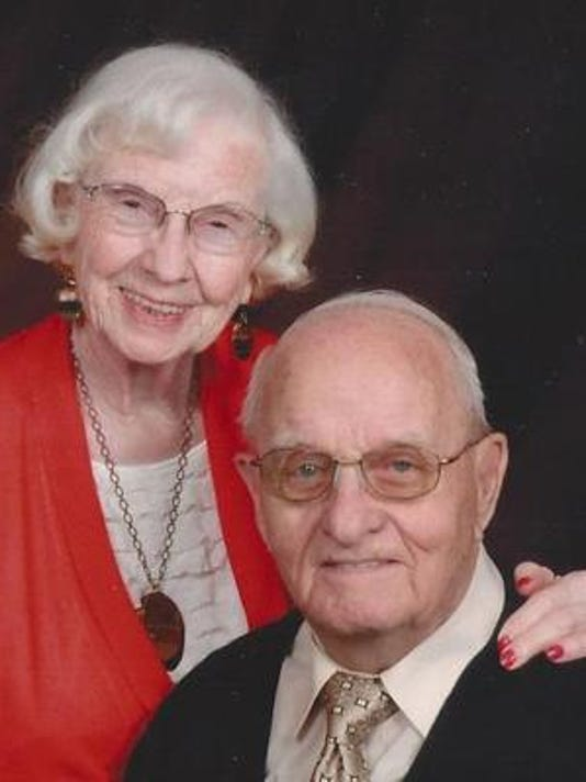 Anniversaries: Robert Dell & Mary Dell