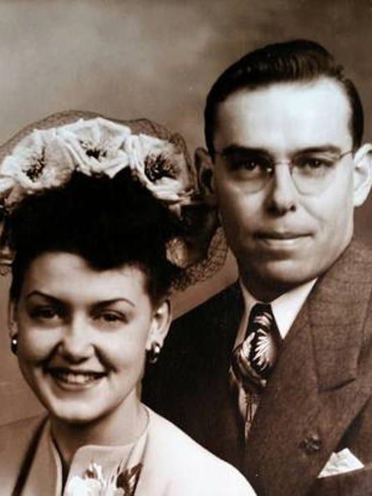 Anniversaries: Charles Erbe & Eileen Erbe