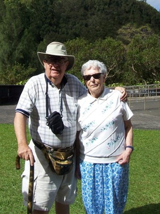 Anniversaries: Edward Hotaling & Constance Hotaling