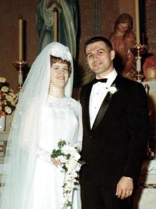 Anniversaries: Janice Schafer & Michael Schafer