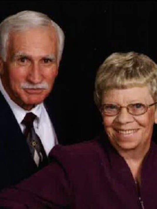 Anniversaries: Michael Maurer & Janet Maurer
